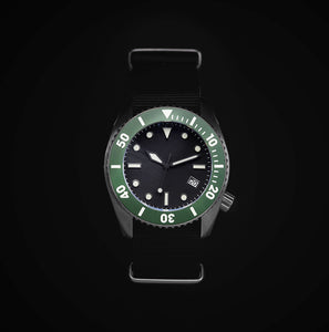 Enoksen 'Deep Dive' E01/E - Diver's Watch - 44mm