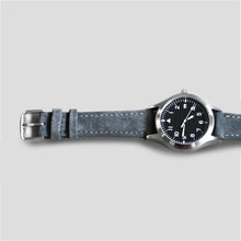 Enoksen Grey Suede Watch Strap (18mm & 20mm)