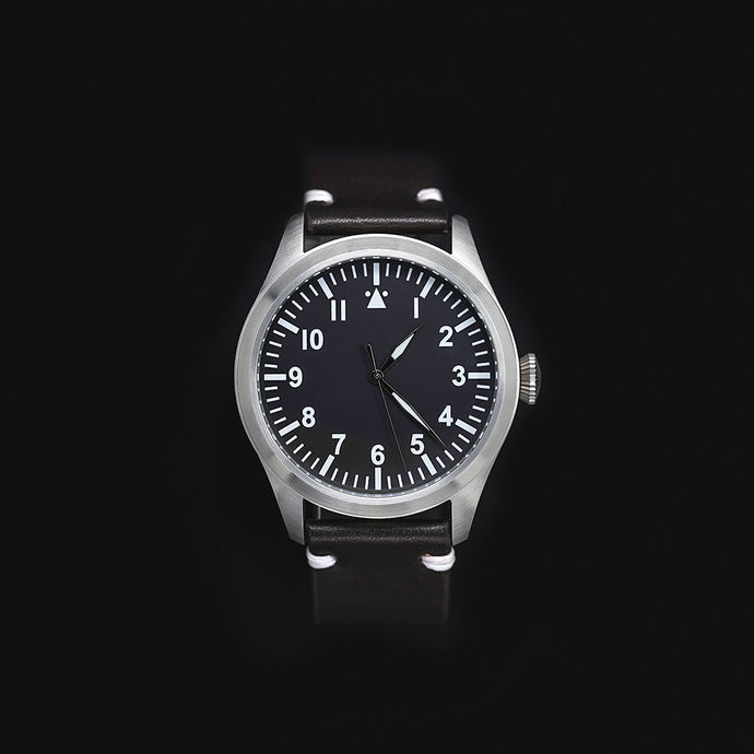 Enoksen 'Fly' E03/A - Mechanical Pilot's Watch - 46mm