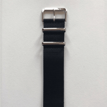 Enoksen G10 NATO Nylon Watch Strap (20mm) - Black