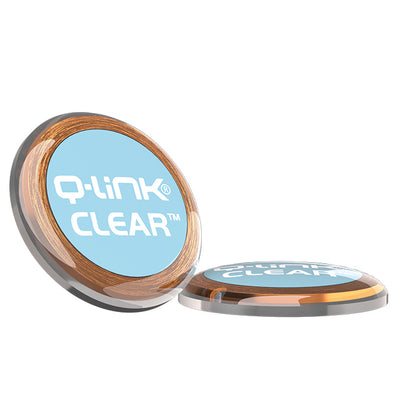 Q-Link Acrylic SRT-3 CLEAR (Sleek Blue)