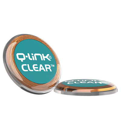 Q-Link Acrylic SRT-3 CLEAR (Teal)