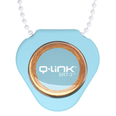Q-Link Brand Color Coded Bead Chain (White)