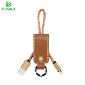 "Cable chargeur ""voyage chic"""