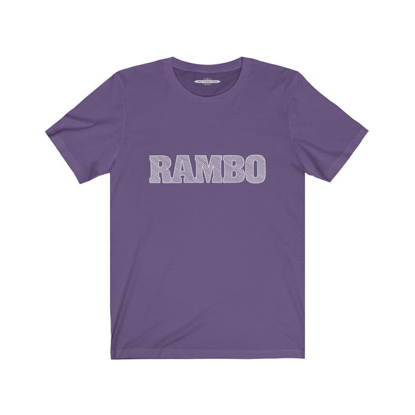 Rambo - Mens T-Shirt