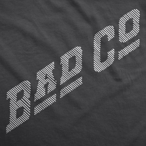 Hint of Bad Company - Mens T-Shirt