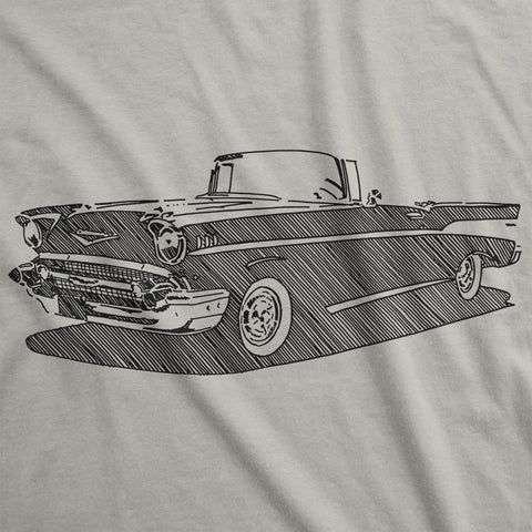 Chevrolet Bel Air - Womens T-Shirt