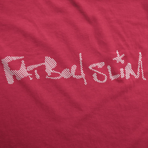 Hint of Fatboy Slim - Womens T-Shirt