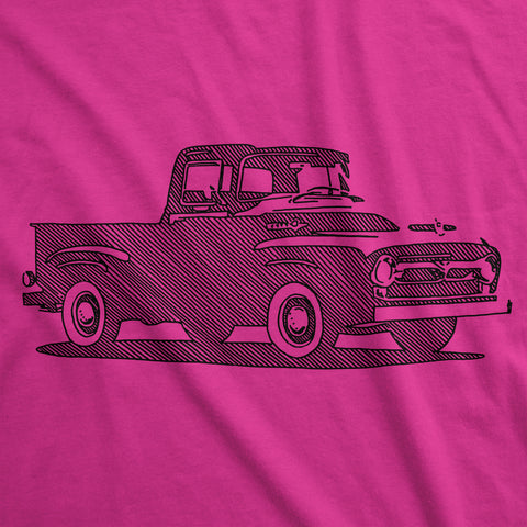 Ford F100 - Womens T-Shirt