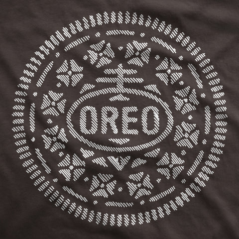 Hint of Oreo - Womens T-Shirt