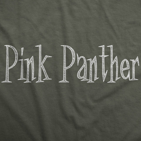 The Pink Panther - Mens T-Shirt
