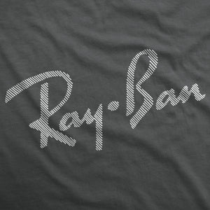 Hint of Ray-Ban - Womens T-Shirt