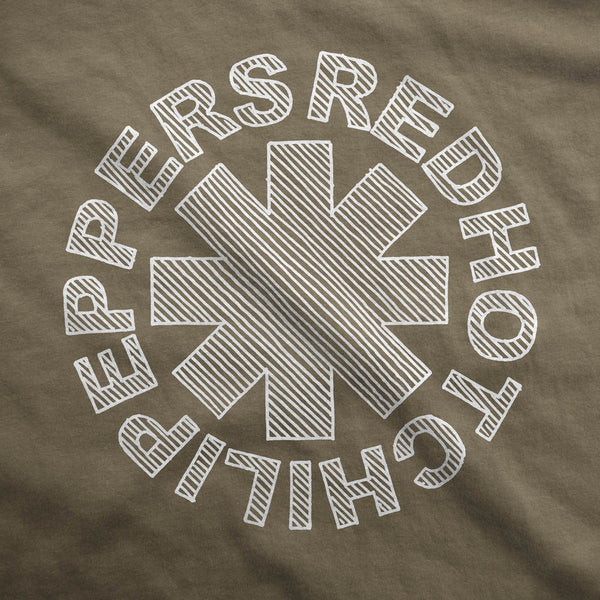 Red Hot Chili Peppers - White Graphic - Womens