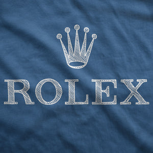 Rolex Watches - Womens T-Shirt