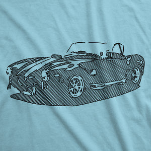 Shelby Cobra - Womens T-Shirt