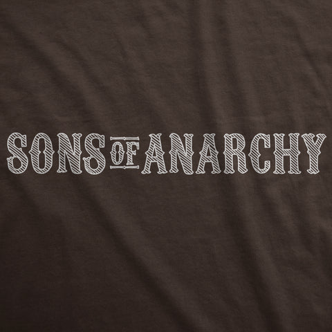 Sons of Anarchy - Mens T-Shirt