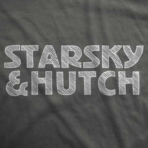 Starsky & Hutch - Womens T-Shirt