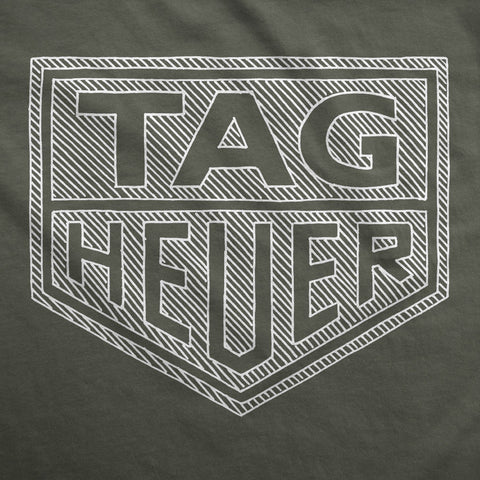 Tag Heuer Watches - Womens T-Shirt