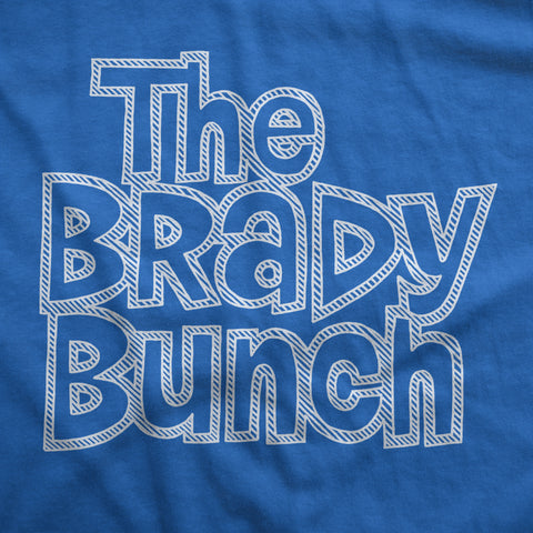 The Brady Bunch - Womens T-Shirt