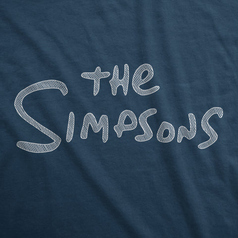 The Simpsons - Womens T-Shirt