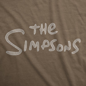 The Simpsons - Mens T-Shirt