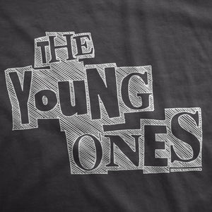 The Young Ones - Womens T-Shirt