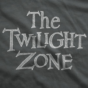 The Twilight Zone - Womens T-Shirt