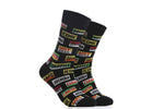 Jeepney Signs Socks