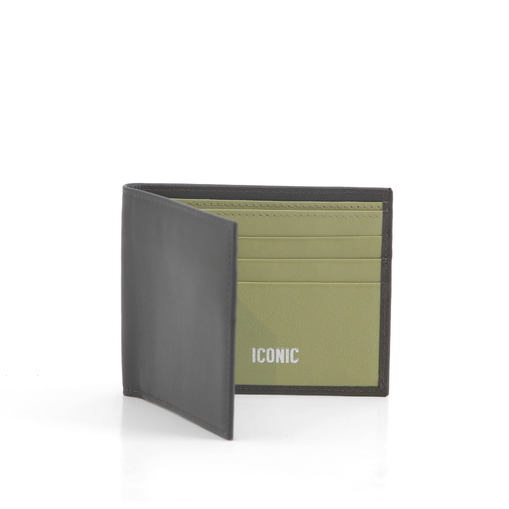 Iconic Bifold Wallet