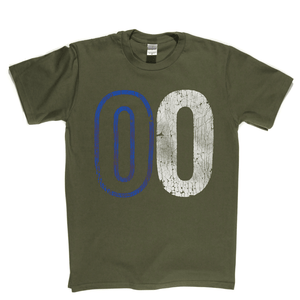 0 0 Regular T-Shirt