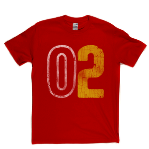 0 2 Regular T-Shirt