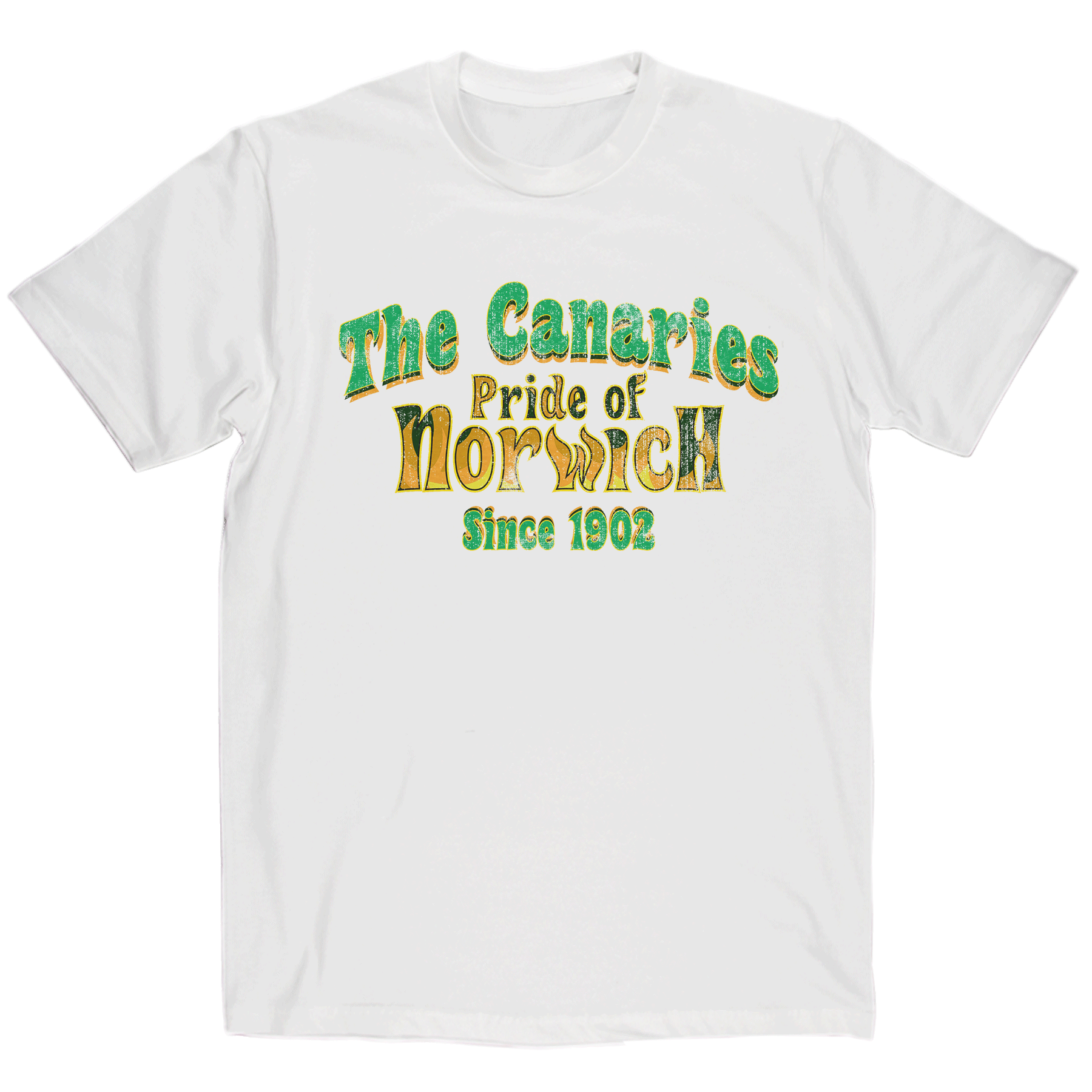 Club Nicknames The Canaries T-Shirt