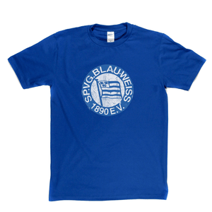 Blau Weiss Berlin Regular T-Shirt
