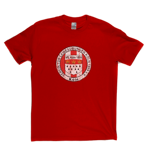 Vfl Koln 1899 Regular T-Shirt