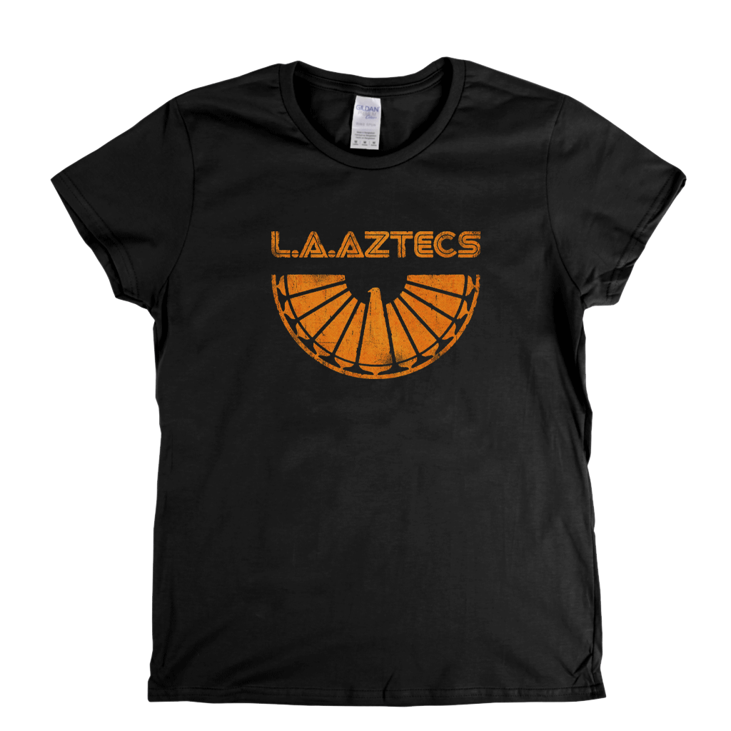 La Aztecs Badge Womens T-Shirt