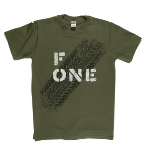 F One Treads Regular T-Shirt