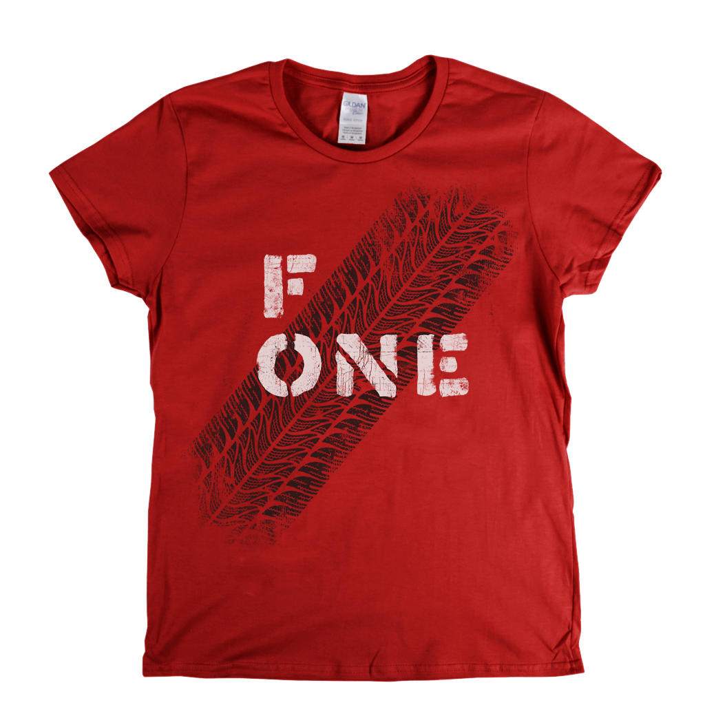 F One Treads Womens T-Shirt