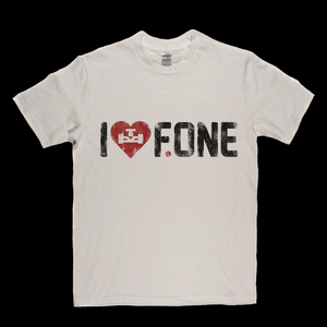 I Love F One Regular T-Shirt