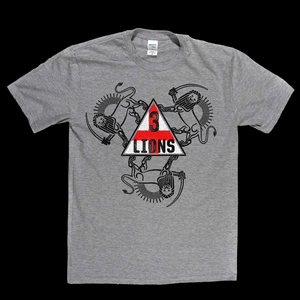 3 Lions With Sword Regular T-Shirt