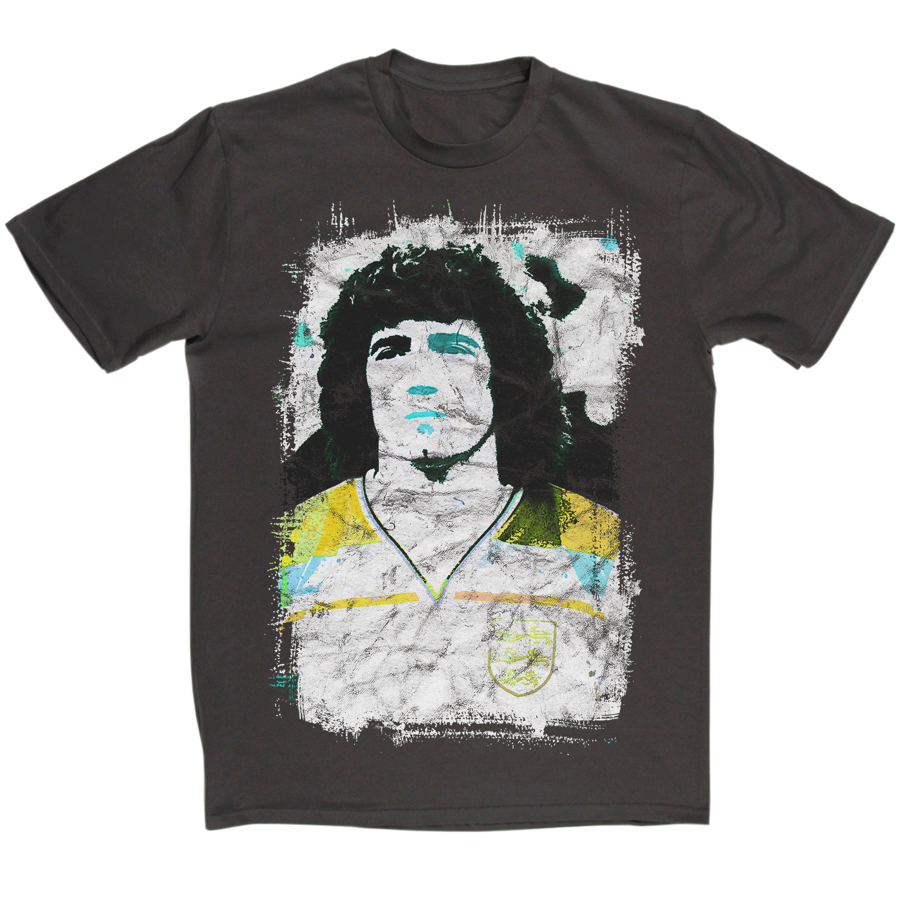 Football Heroes Kevin Keegan T-Shirt