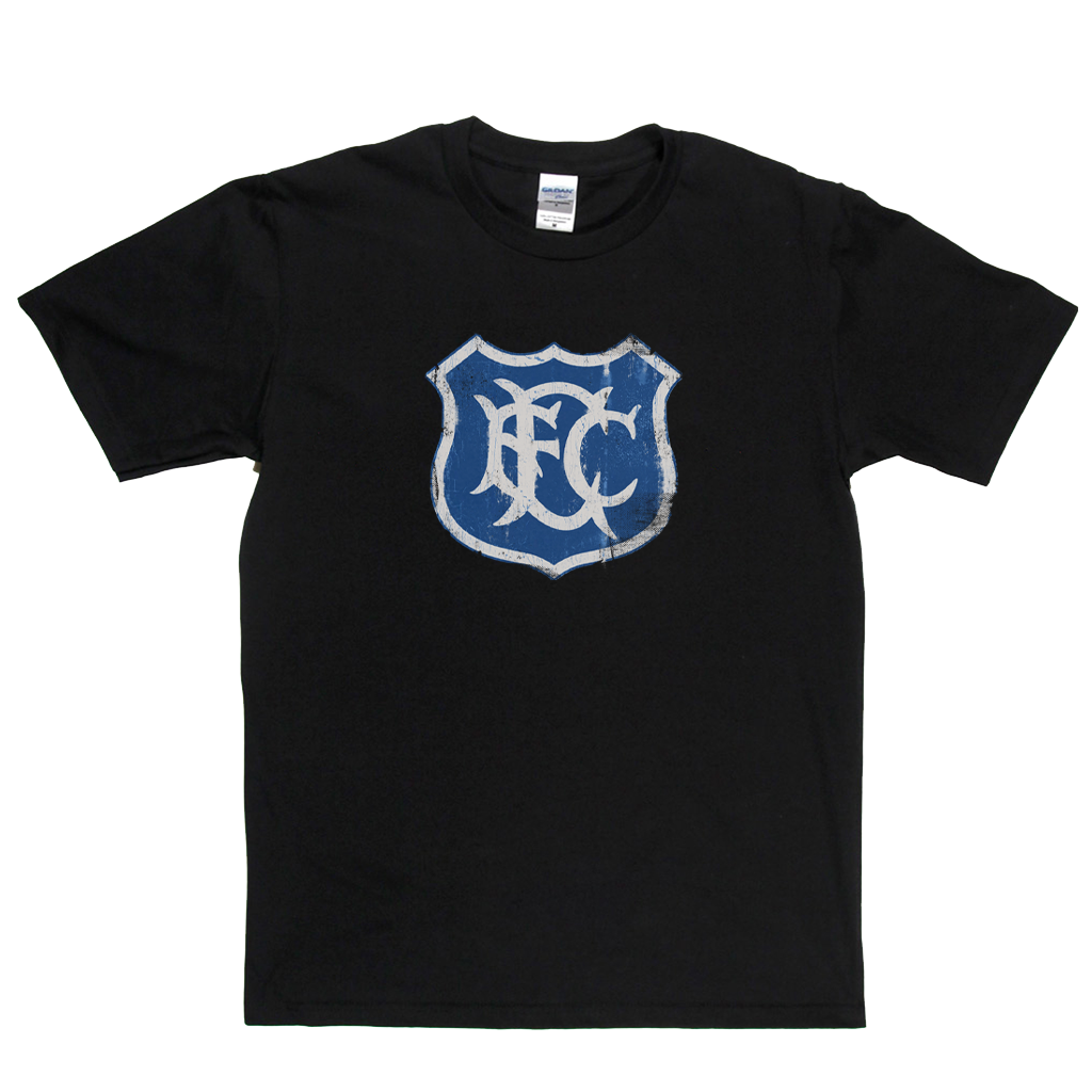 Everton 1920-38 Badge T-Shirt