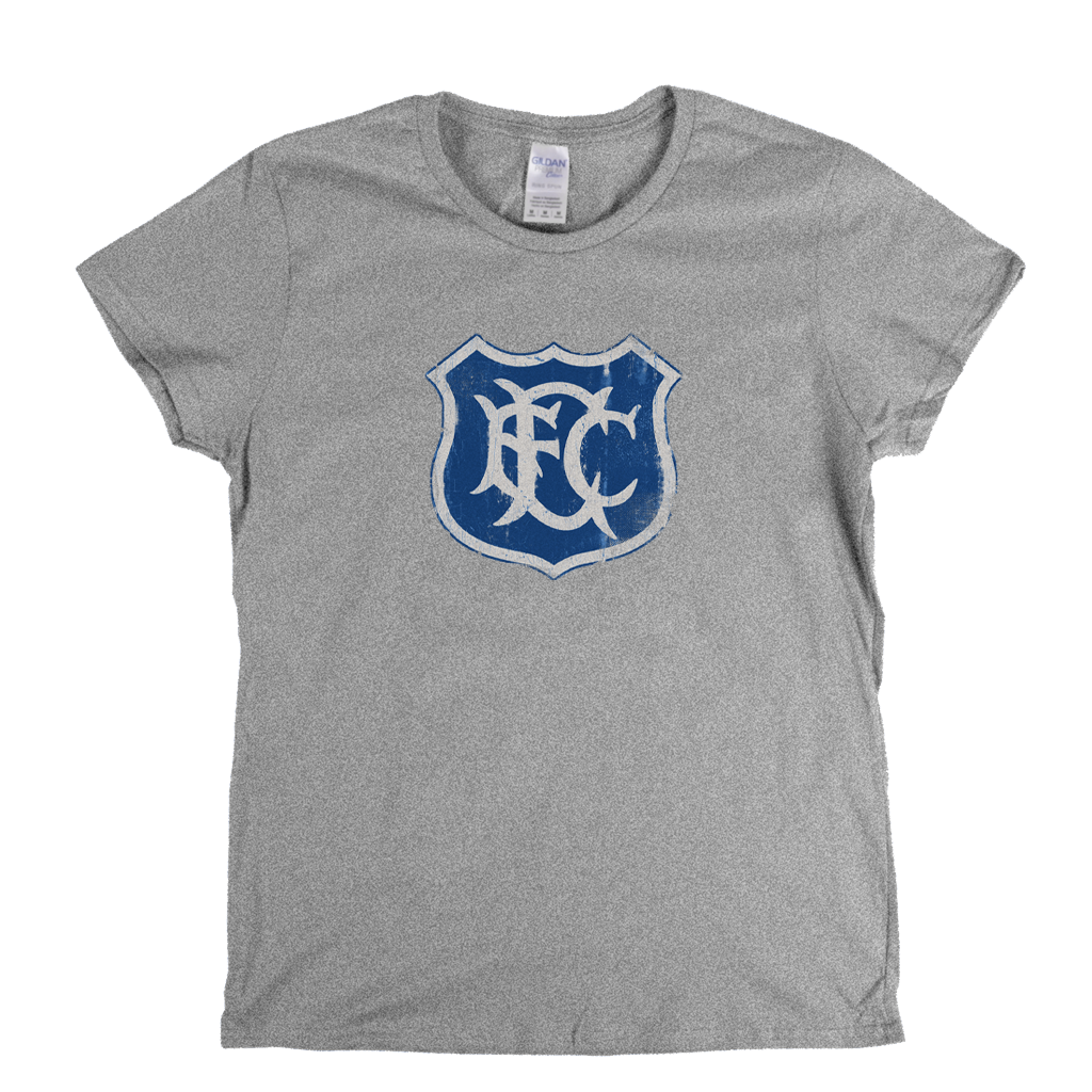 Everton 1920 38 Badge Womens T-Shirt