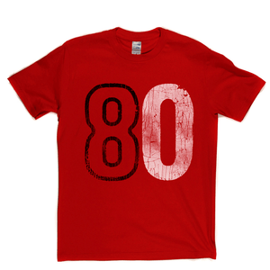 8 0 Regular T-Shirt