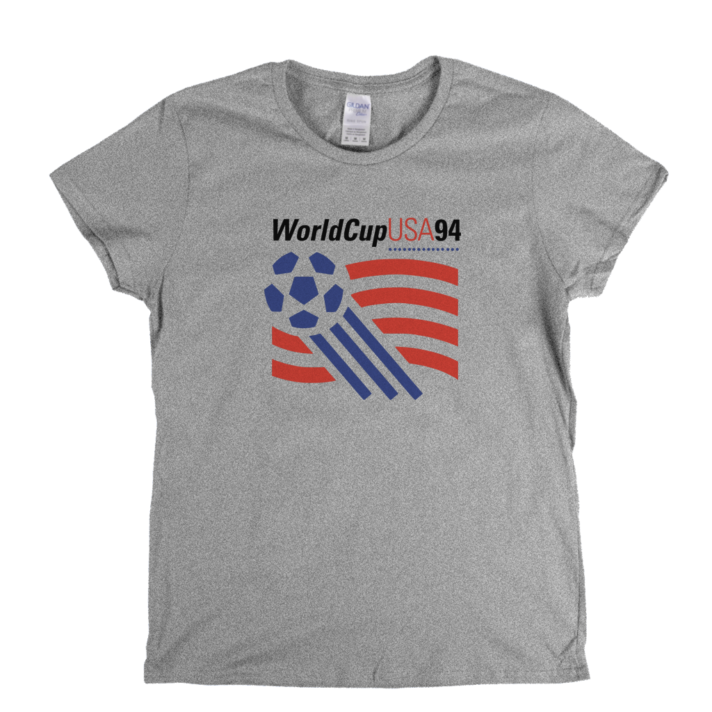 World Cup Usa 94 Womens T-Shirt