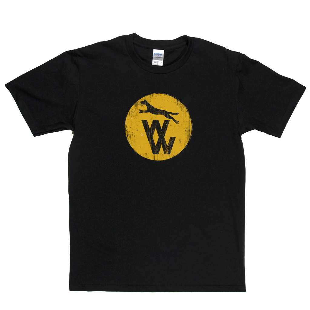 Wolves 1970-74 Badge T-Shirt