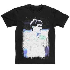 Football Heroes Terry Butcher T-Shirt
