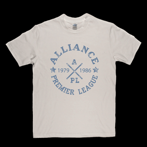 Alliance Premier League 1979 1986 Regular T-Shirt