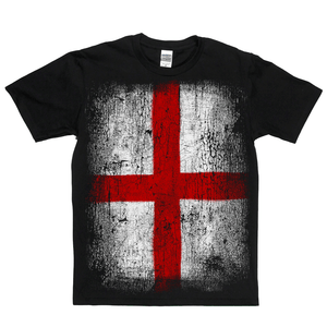Big England Flag Regular T-Shirt