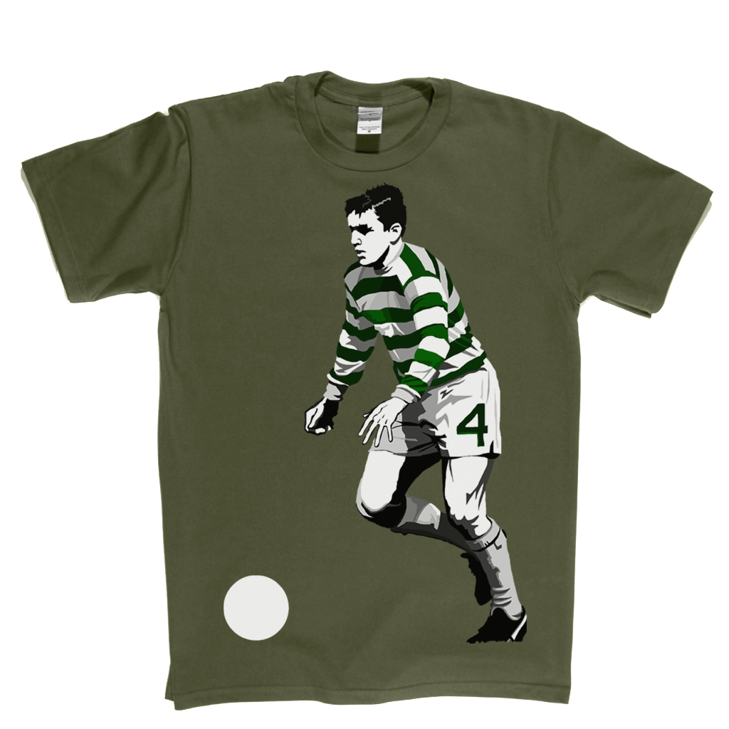 Bobby Murdoch Celtic Regular T-Shirt