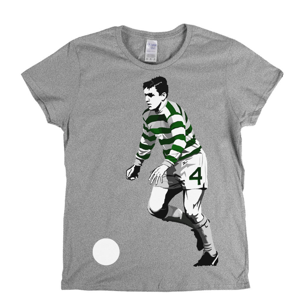 Bobby Murdoch Celtic Womens T-Shirt